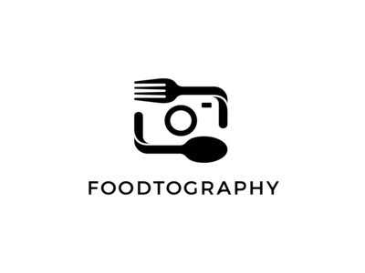 Food Photography Logo Concept