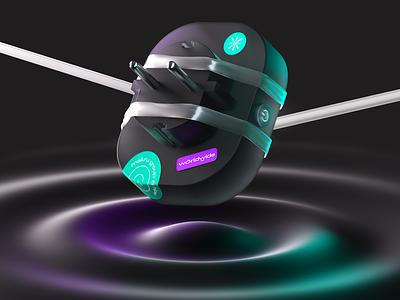 smart socket sss octane smart abstract cinema 4d 3d