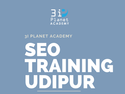 seo training in udaipur 3i planet academy