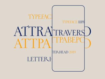 Attraverso Typeface