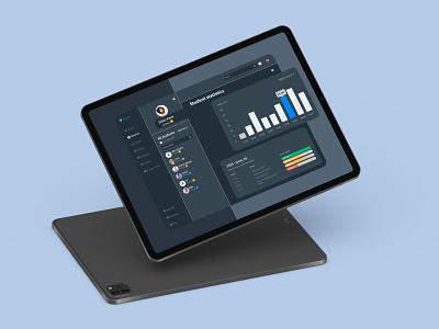 Task Management Dashboard Design concept design