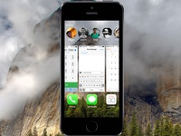 iOS 8 Recents[freebie]