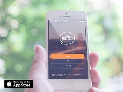 Pichat [App Store] pichat app icon app store store apple application