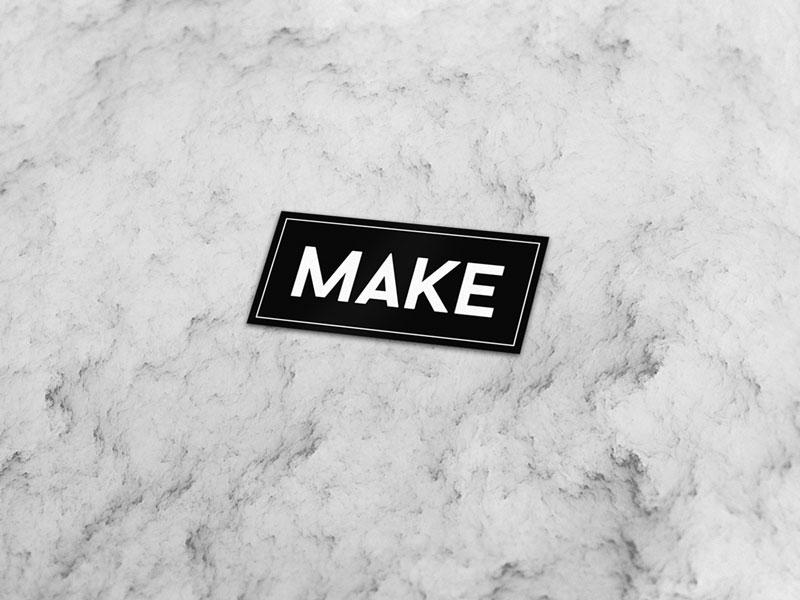 Make Sticker make sticker sticker mule