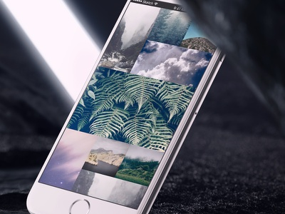 Wallpaper app with the use of Unsplash api unsplash wallpaper app ui swift ios app wallpaper