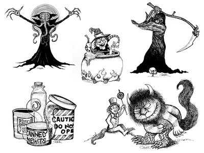 Illustrations Series 3