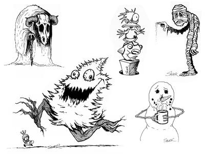 Illustrations Series 2