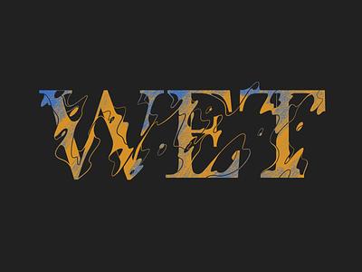 Wet Lettering liquid vector graphic design illustration handwriting custom lettering typography handlettering design lettering calligraphy