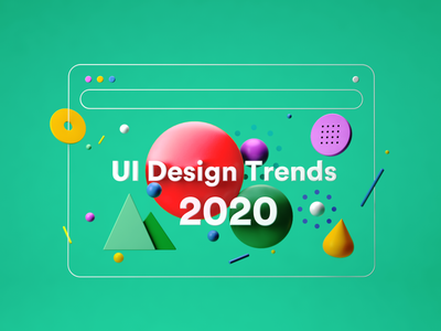 3D Art – Visual – bitfuel Trends clean simple colorful color vidual trends designs 3d art art 3d app digital website colors bitfuel illustration concept ui ux design