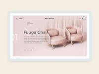 Webdesign UI