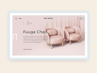Webdesign UI furniture icon app application sport football ux ui design brand digital motion