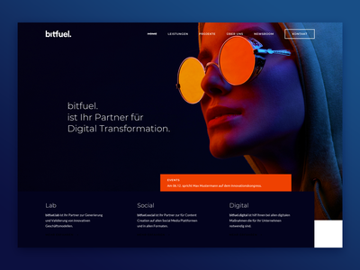 bitfuel.ui #1 ui bitfuel ux design brand logo typography concept application web colors colorful app digital website motion flat minimal lettering illustration