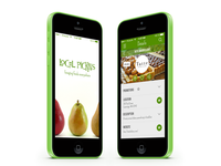 Local Food Discovery App