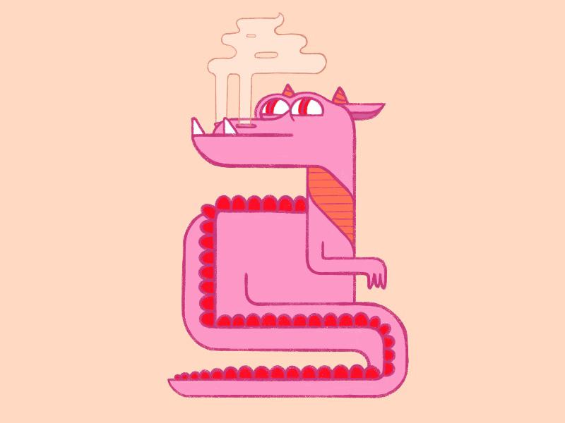 Suspicious Dragon