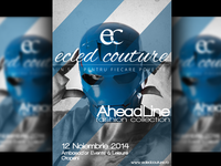 Ecled Couture Fashion Show Poster