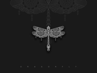 Dragonfly Ornamentation