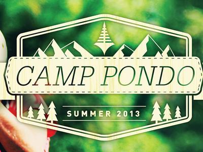 Camp Pondo Summer
