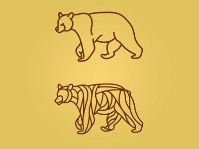 FH Bear Unused Concepts