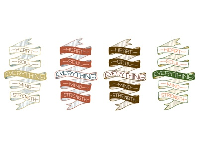 EverythingWIP - Version 2 banner ribbon hand drawn line art theme free throw muted type typography thin type wip