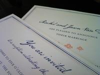 Wedding Announcment