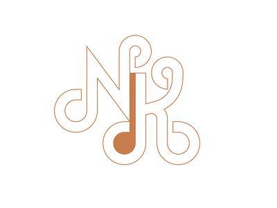Nicholas Kovalev - Music violin music design branding logo figma modern simple clean vector nicholas kovalev