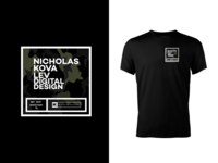Nicholas Kovalev T-Shirt Design