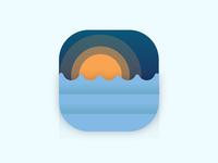 Ocean + Sundown