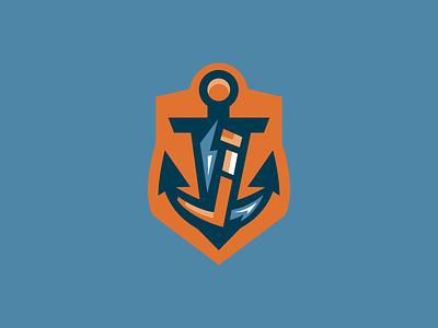 NY Islanders Shield logo branding brand logos hockey blue sports logo design team sports design sports branding shield