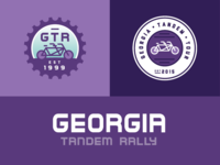 Georgia Tandem Rally Brand