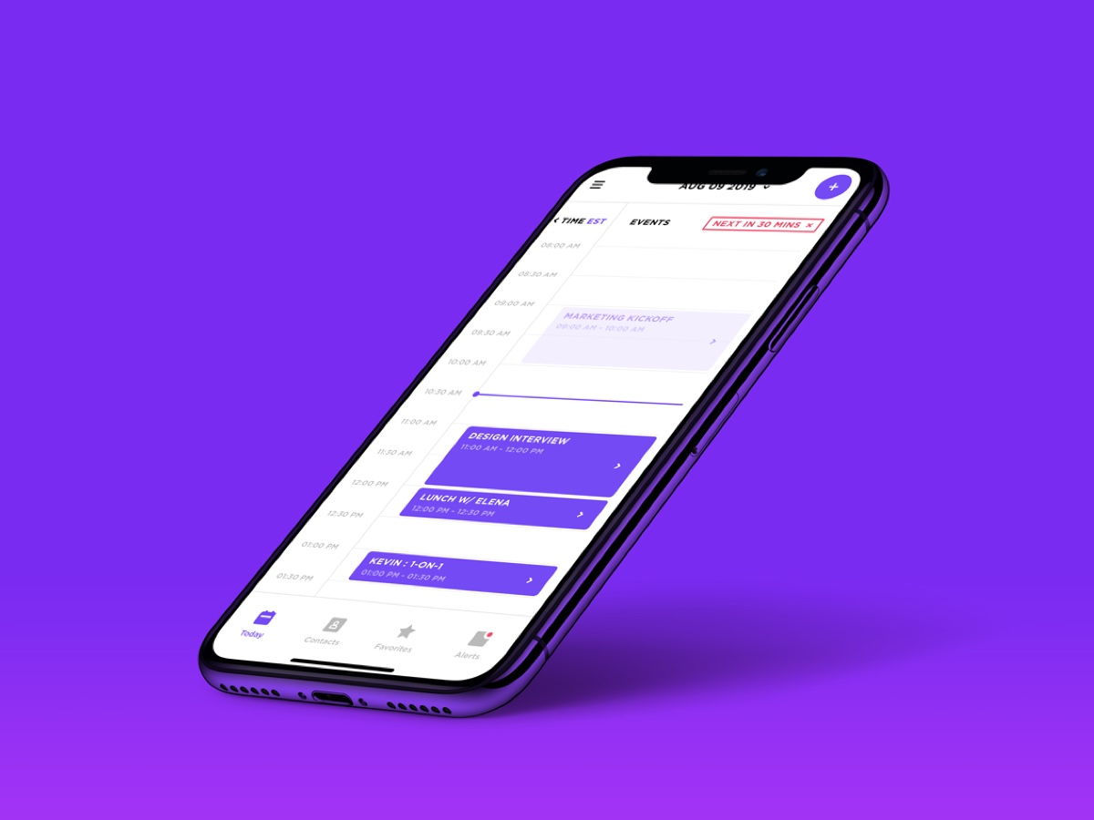 The Calendar of a Traveling Salesperson visual design design product flat clean lyaout app ux ui interface design product design sketch