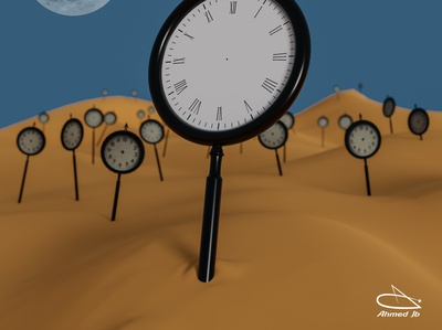 Lost Time - By Ahmed Jabnouni