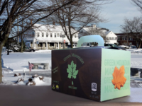 Green Mountain Candies Package Design