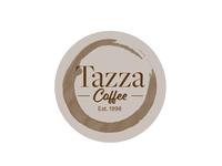 Tazza Coffee Logo Design design