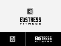 Eustress Fitness logo (unused)