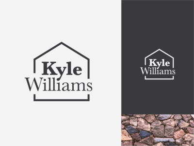 Kyle Williams realtor logo (unused)