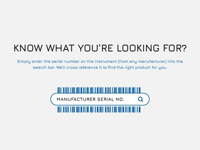 Barcode Search CTA