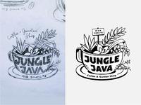 Gj jungle java bw logo dribbble 2x