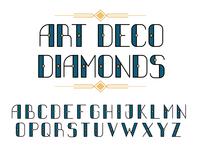 Art Deco Diamonds
