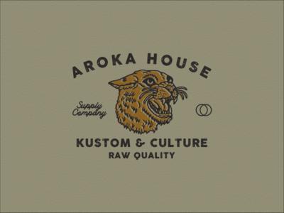 "Illustration ""Aroka House"""