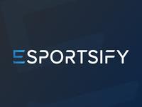 Esportsify Rebrand