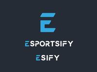 Esportsify Logo Redesign