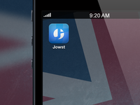 Jowst App Icon