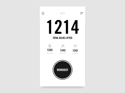 Reps - Dashboard