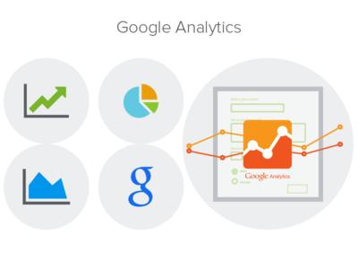 Google Analytics Illustrations formstack