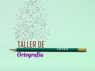 Taller de ortografia.  Universidad UNAD