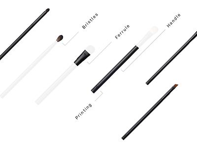 Brushmaker Index minimal simple web web design index