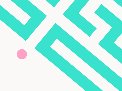 Building a new startup maze startup blog header illustration