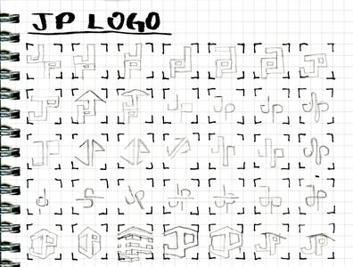 Initial J & P Sketch Work