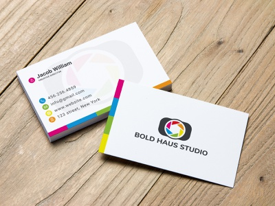 Business Card Design print item stationary item identity card identity identitydesign corporate identity custom card business card businesscard