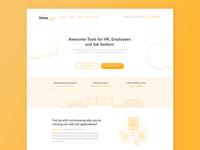 Senza Carta Landing Page
